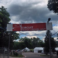 Photo taken at Circuit Mont Tremblant by Nahum O. on 6/26/2014