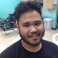 Photo taken at Billy's Haircut Place by Jojo J. on 12/27/2013
