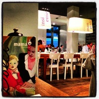 Photo taken at mama trattoria by Tom N. on 9/10/2013