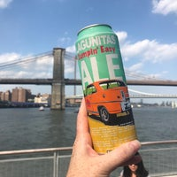 Photo taken at The Heineken River Lounge at Pier 17 by Jessica P. on 7/14/2018