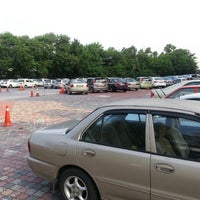 Photo taken at Desert Parking by Muhammad T. on 3/27/2013