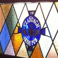 Photo taken at Claddagh Irish Pub by Francesca A. on 4/4/2013