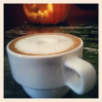 Photo taken at Pier View Coffee Co. by Kekoa on 9/23/2012