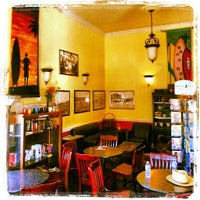 Photo taken at Pier View Coffee Co. by Kekoa on 9/15/2012