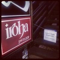 Photo taken at Iroha by Kekoa on 6/30/2013