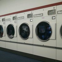 Photo taken at Spring Clean Laundry by Mandar J. on 8/17/2013