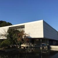 Photo taken at Museum of Modern Art, Kamakura Annex by bobo s. on 11/22/2016