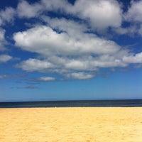 Photo taken at Ehukai Beach by bobo s. on 10/12/2012