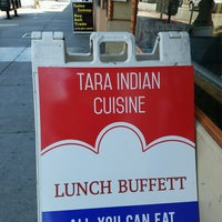 Photo taken at Tara Indian Cuisine by Chris H. on 8/17/2016