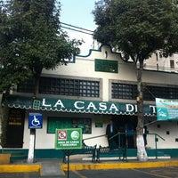 Foto tirada no(a) La Casa de Toño por Sergio M. em 10/31/2012