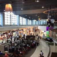 Photo taken at São Paulo / Guarulhos International Airport (GRU) by Sergio M. on 2/28/2015