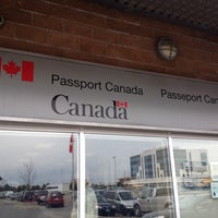 Photo taken at Passport Canada by Nest M. on 10/19/2013