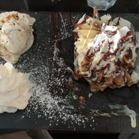 Photo taken at Waffle Bar by Opher L. on 7/22/2015