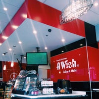 Photo taken at A Wish Cake & Cafe by Ghia E. on 3/27/2015