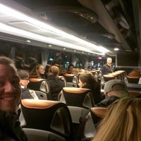 Photo taken at TLGG Sightseeing Bus by Eduardo I. on 12/19/2014