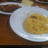 Photo taken at Restoran Tat Nasi Ayam by ahmad f. on 2/25/2013