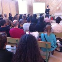 Photo taken at Facultad De Ciencias Económicas Y Empresariales by mxuser on 5/15/2013