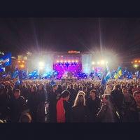 Foto scattata a Площа Героїв Майдану / Heroes of Maidan square da Anton M. il 10/26/2012