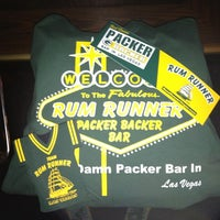 Photo taken at Rum Runner Lounge by Gus H. on 8/9/2013