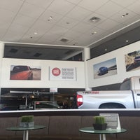 Photo taken at John Elway's Crown Toyota Scion by S K Y. on 5/13/2016