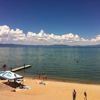 Photo taken at South Lake Tahoe Recreation Area by S K Y. on 6/6/2013