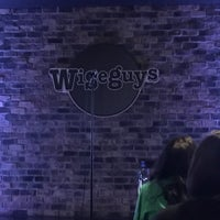 Photo taken at Wiseguys Comedy by Austyn W. on 6/7/2015