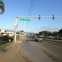 Photo taken at Bus Stop 692 by Allan B. on 4/3/2013