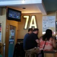 Photo taken at 7A Cafe by Jennifer W. on 8/11/2013