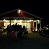 Photo taken at Kates Seafood by kathleen j. on 8/6/2013
