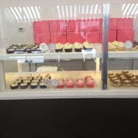 Photo taken at Sweet Carolina Cupcakes by Stephanie O. on 11/10/2012