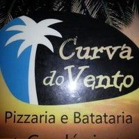 Photo taken at Curva do Vento by Adno C. on 10/1/2012