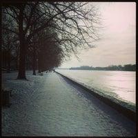 Das Foto wurde bei Maschsee von Sven H. am 1/26/2013 aufgenommen
