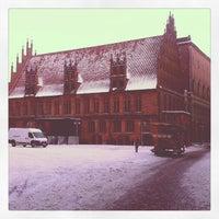 Photo taken at Altes Rathaus by Sven H. on 1/26/2013