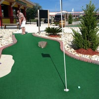 Photo taken at Adventure Golf by Kayla! on 5/22/2013