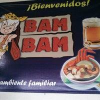 Photo taken at Bam-Bam by Alexx G. on 3/30/2014