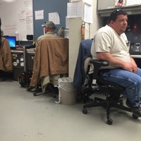 Photo taken at South Service Center by Spence P. on 2/12/2015