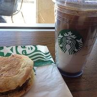 Photo taken at Starbucks by Erica M. on 3/15/2013