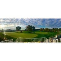 Photo taken at Greenwich Country Club by Arielle S. on 10/17/2016