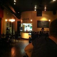 Photo taken at Troquet by Clinton E. on 11/12/2012