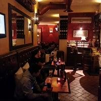 Photo taken at Mojbha Wine Bar by Marvel73 M. on 2/27/2013