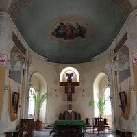 Photo taken at Храм Успения Пресвятой Богородицы Римско-Католической церкви by Ekaterina V. I. on 7/30/2013