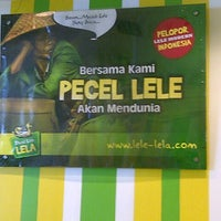 Photo taken at Pecel Lele Lela by Deeq I. on 1/18/2013