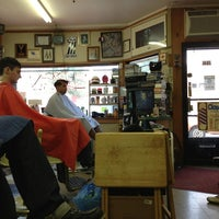Photo taken at Joe's Barbershop Chicago by Ryan D. on 8/20/2013