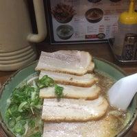 Photo taken at たからじゃらーめん諏訪店 by ⑨ on 1/26/2017