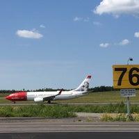 Photo taken at Landvetter Tarmac by Lef C. on 7/24/2016