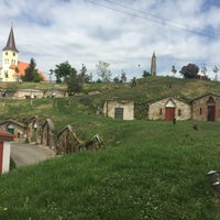 Photo taken at Vrbice by Eva R. on 5/10/2015