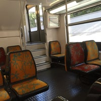 Photo taken at RER Champigny [A] by Marie-Anne R. on 7/21/2015