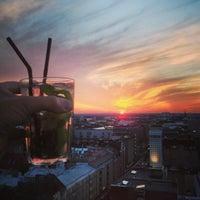 Photo taken at Ateljee Bar by Ville S. on 7/28/2013
