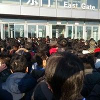 Photo taken at 中国国际展览中心新馆 New China International Exhibition Center (NCIEC) by Tomoyuki N. on 12/3/2012