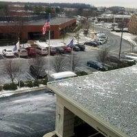 Photo taken at Hampton Inn & Suites Washington-Dulles International Airport by Renata N. on 1/26/2013